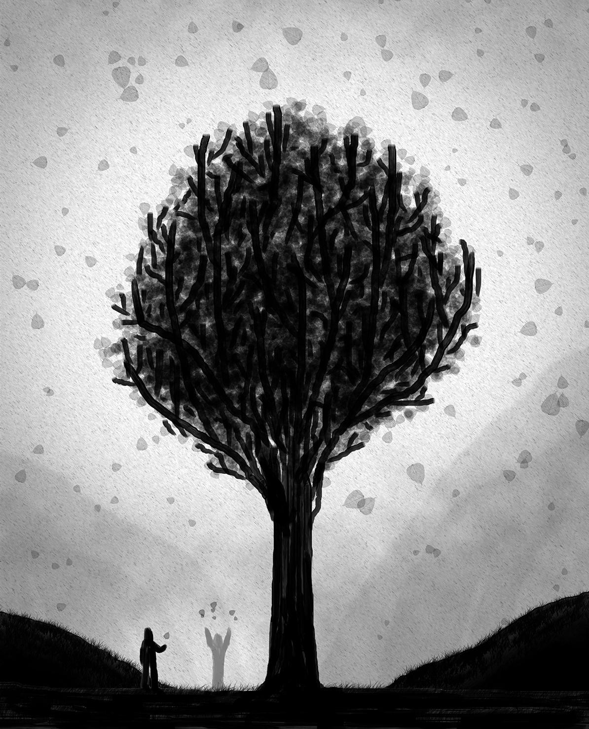 Hidden Tree
