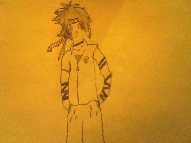 Sasuke Of Naruto
