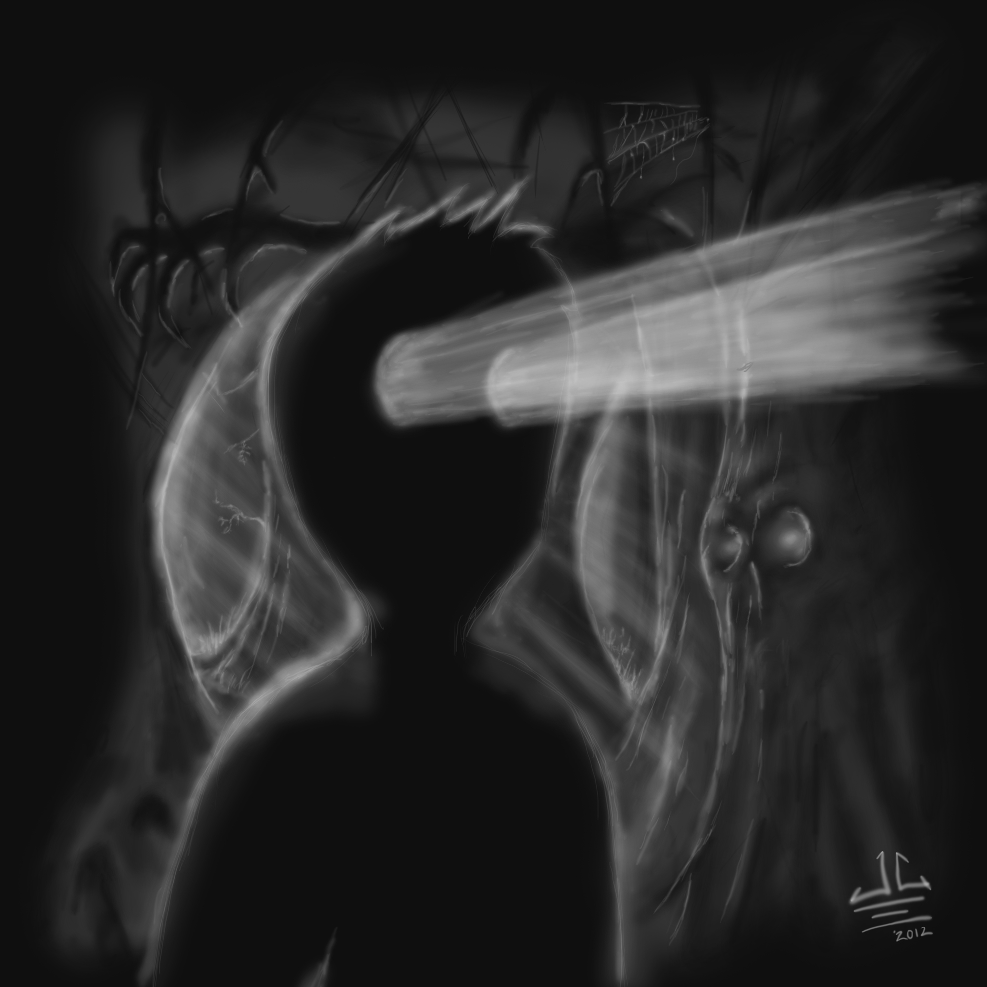 In the Dark - 'Searching'