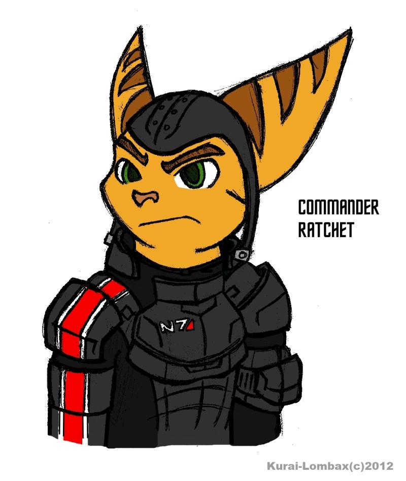Ratchet Shepard