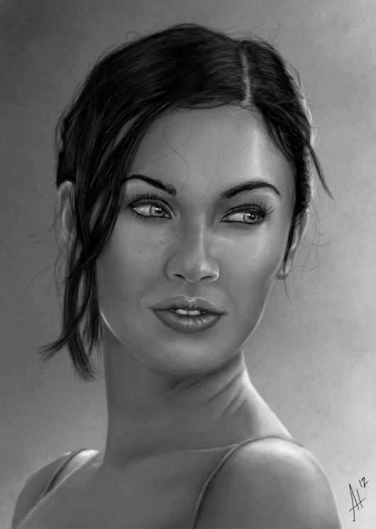 Megan Fox By Minion99 On Newgrounds-4096