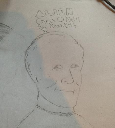 Chris O'Neill Alien