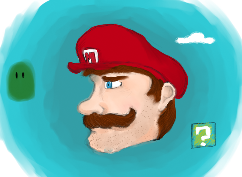 Oh God Another Mario
