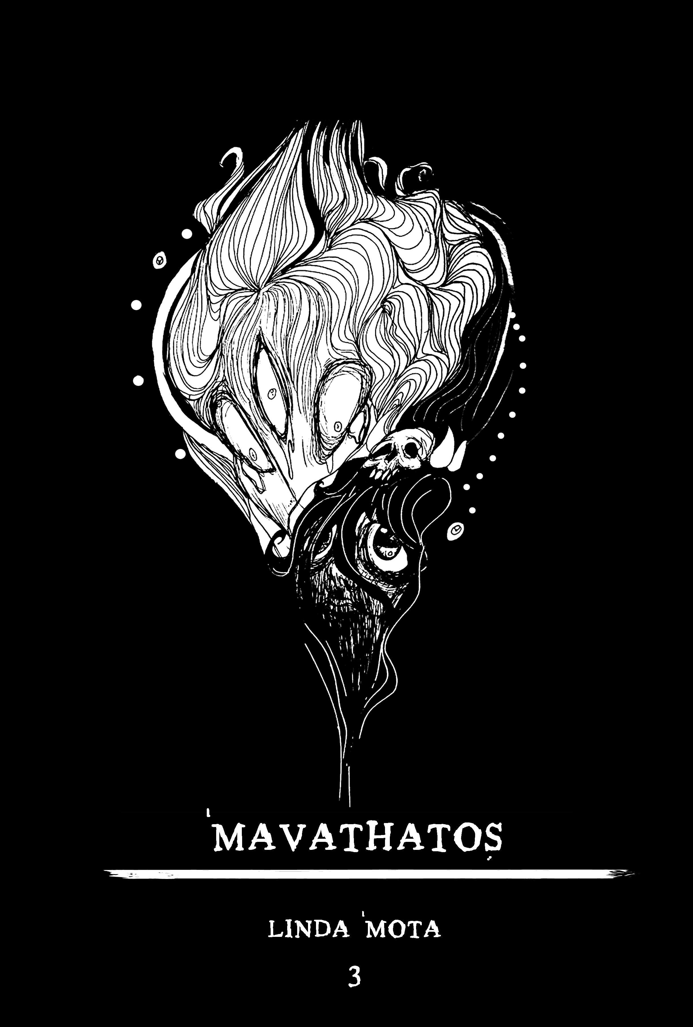 mavathatos Book 3 out now