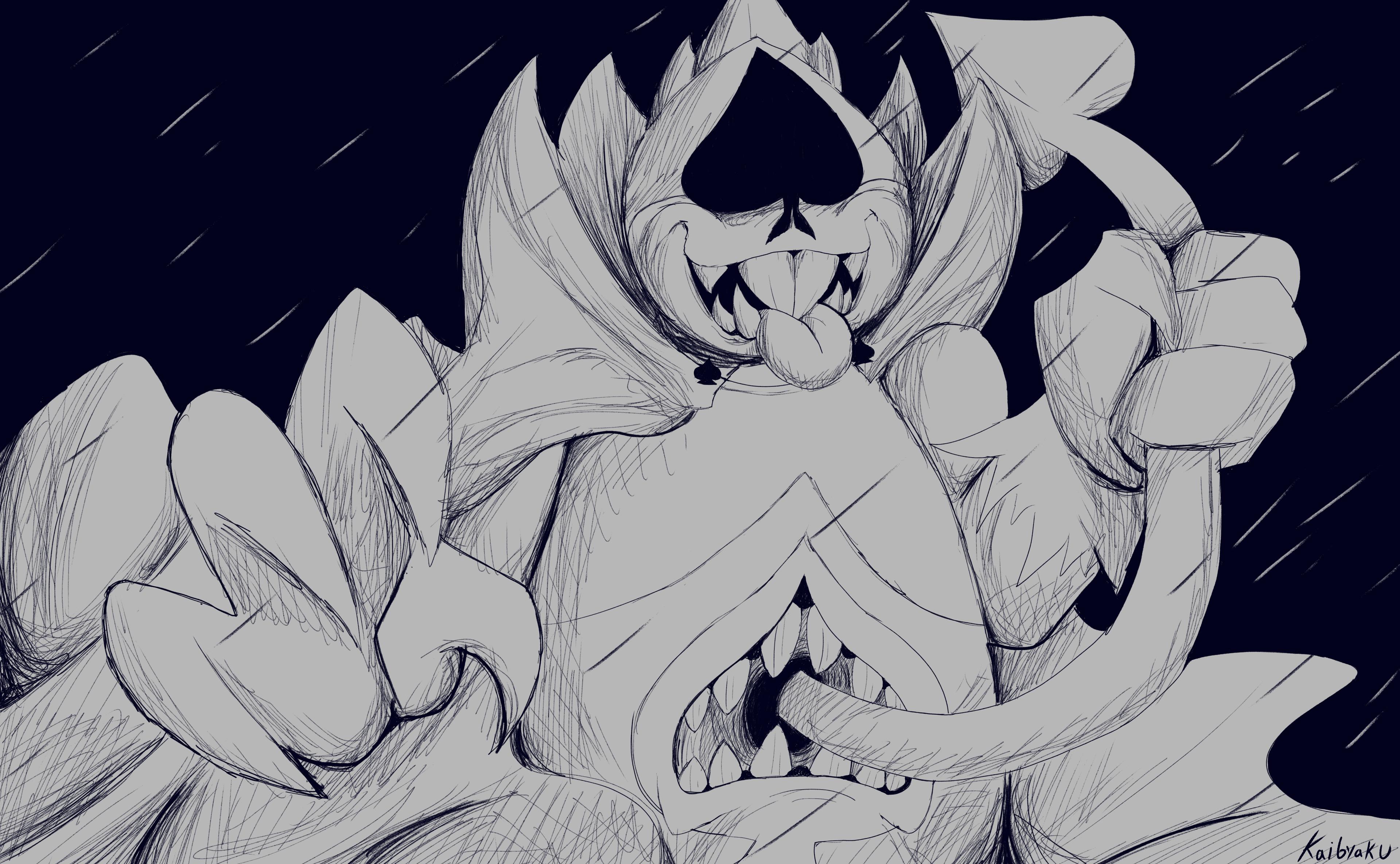 Chaos King (Deltarune)