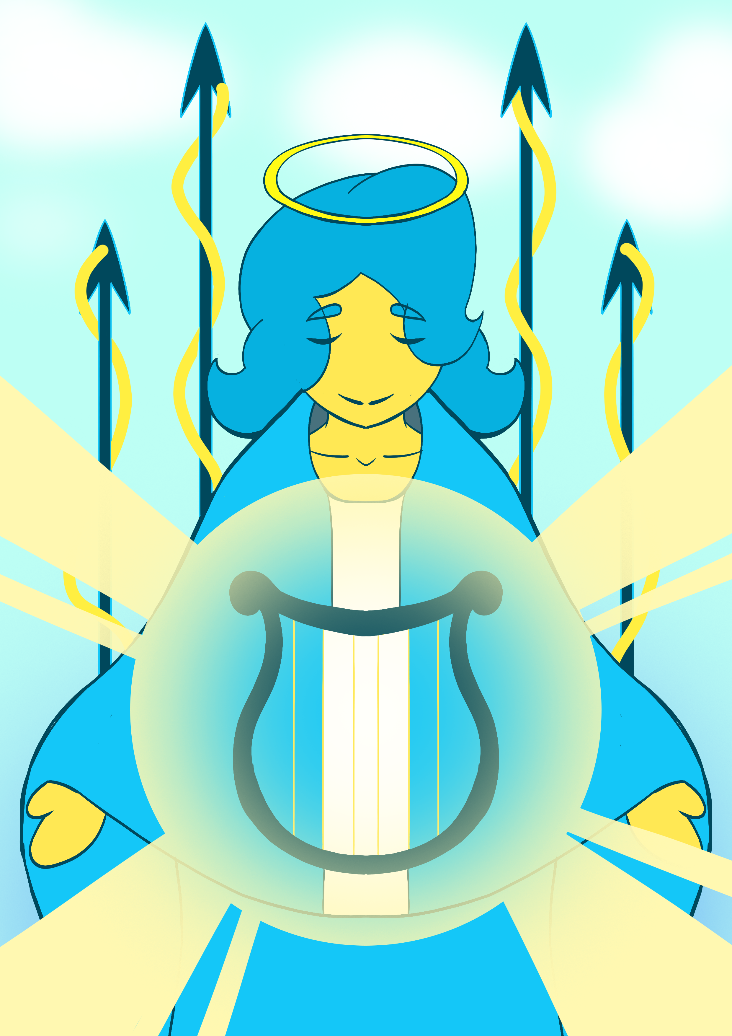 Angel V Fanart