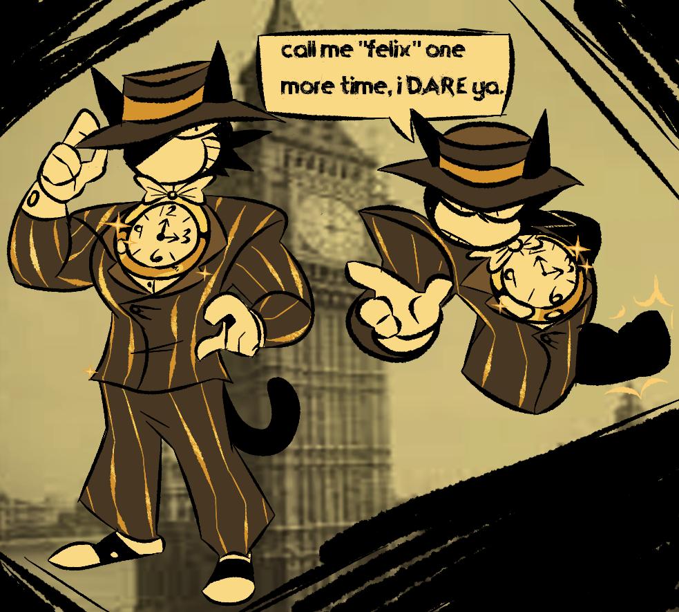 Kit Kat Man