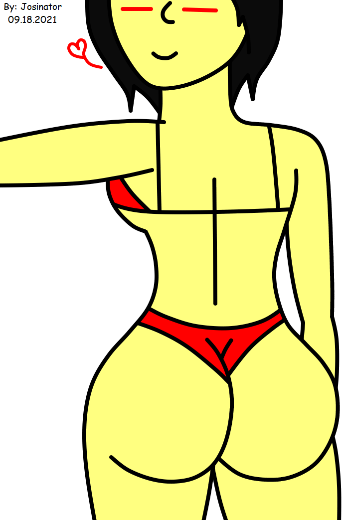 Bikini Prototype (Colored)