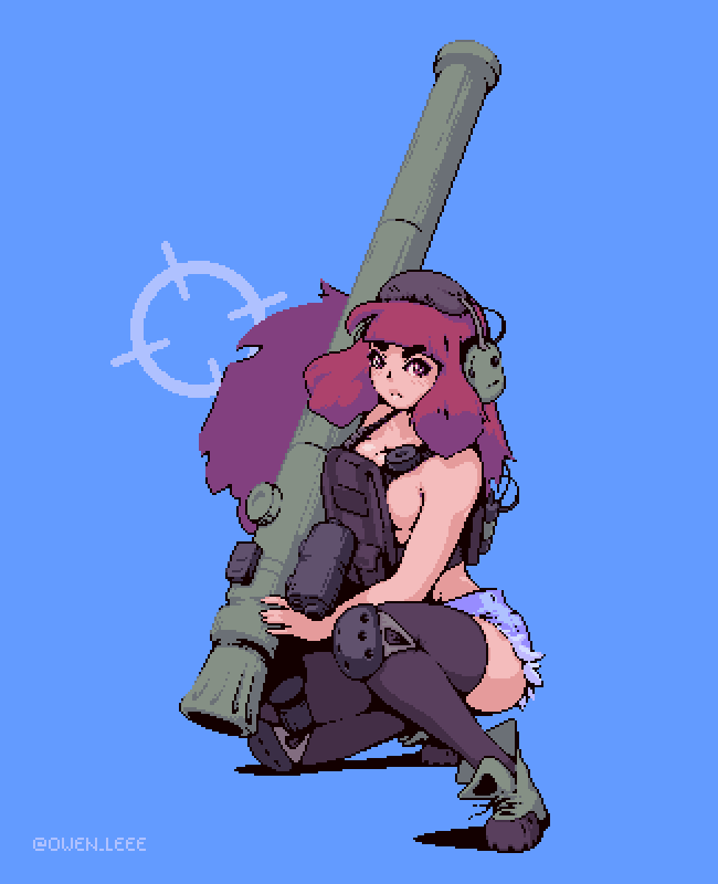 Tactical thigh-highs