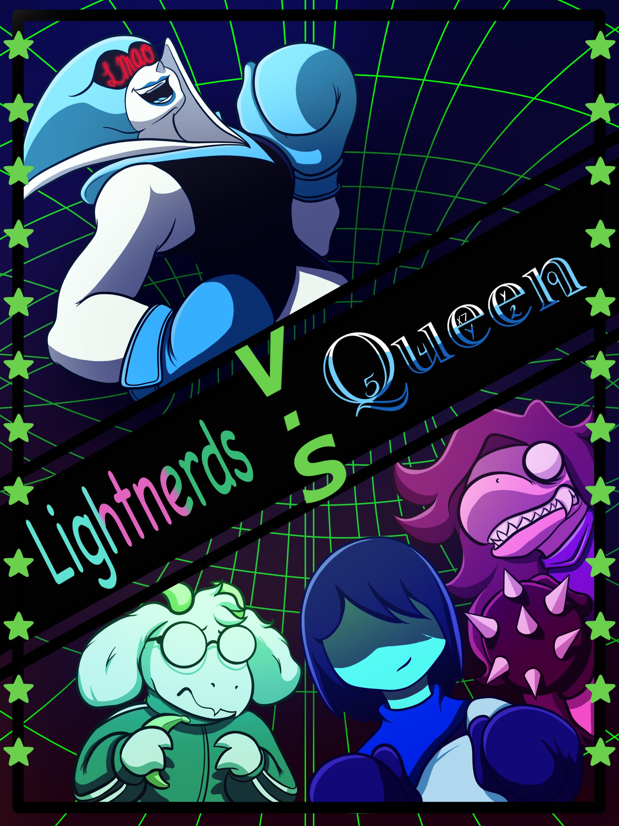 Lightnerds V.S Queen