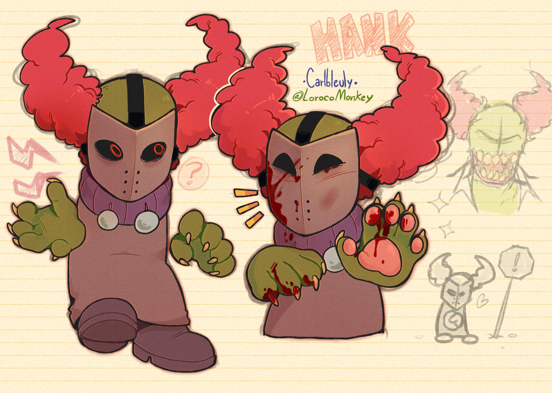 Tricky doodles