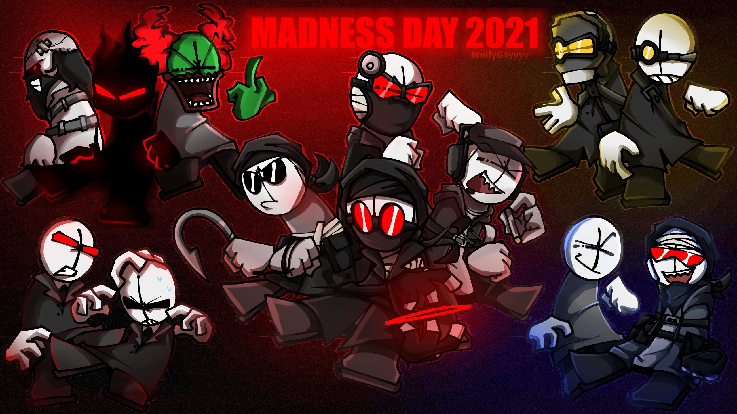 MADNESS DAY 2021