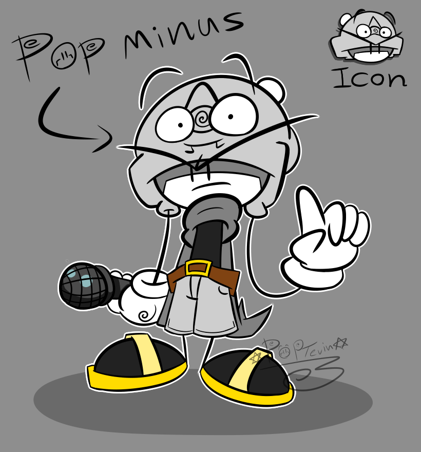 Pop Minus