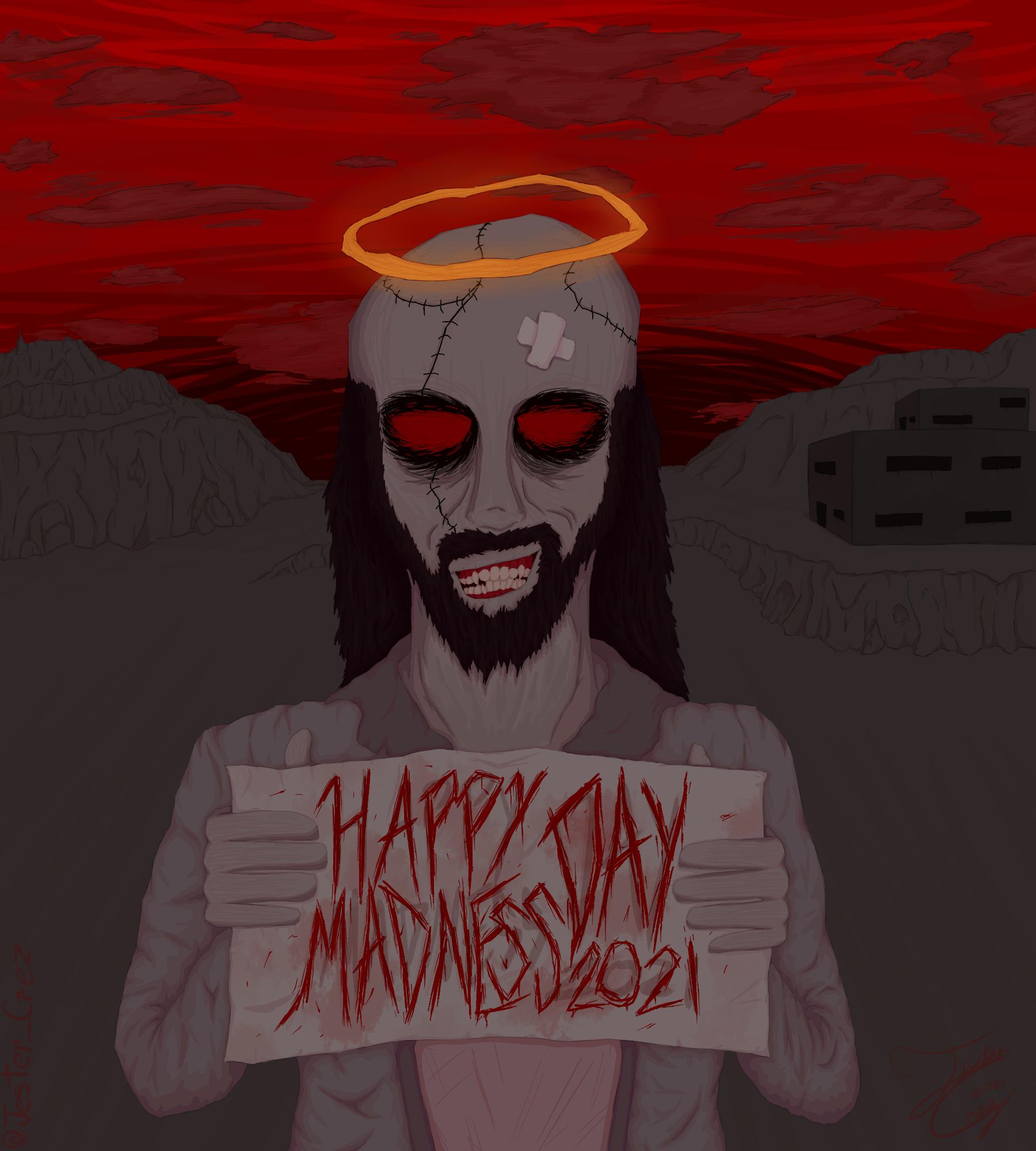 Happy Madness Day 2021 - Jeb
