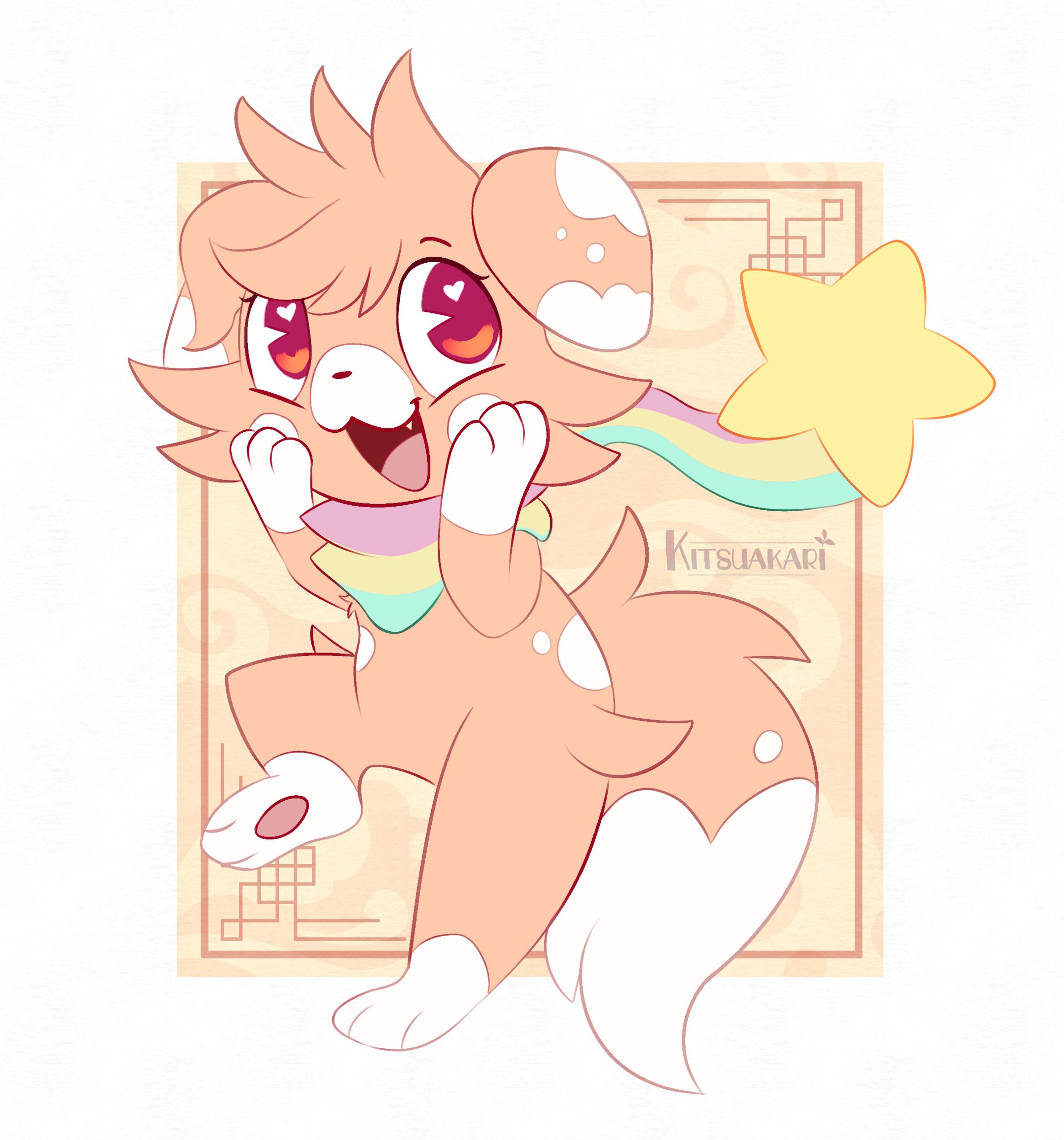kofi doodle for mipsy