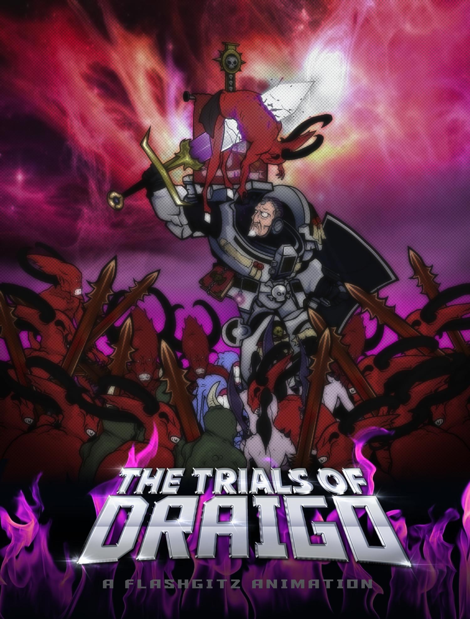 The Trials of Draigo