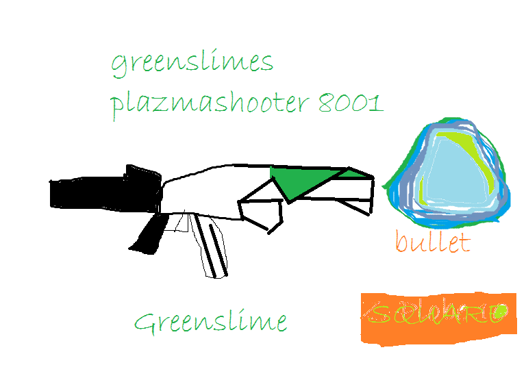 Greenslimes Plazmashooter