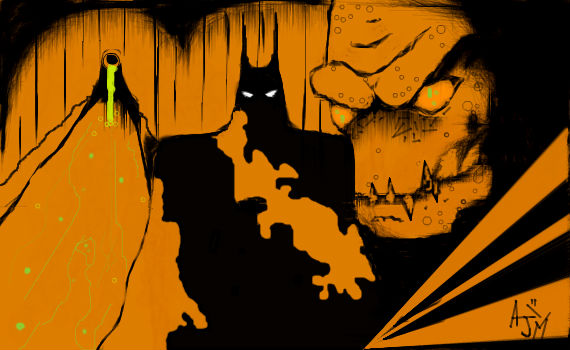 The Lair of The Killer Croc