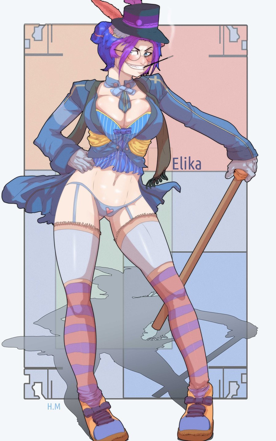 Elika dapper lady