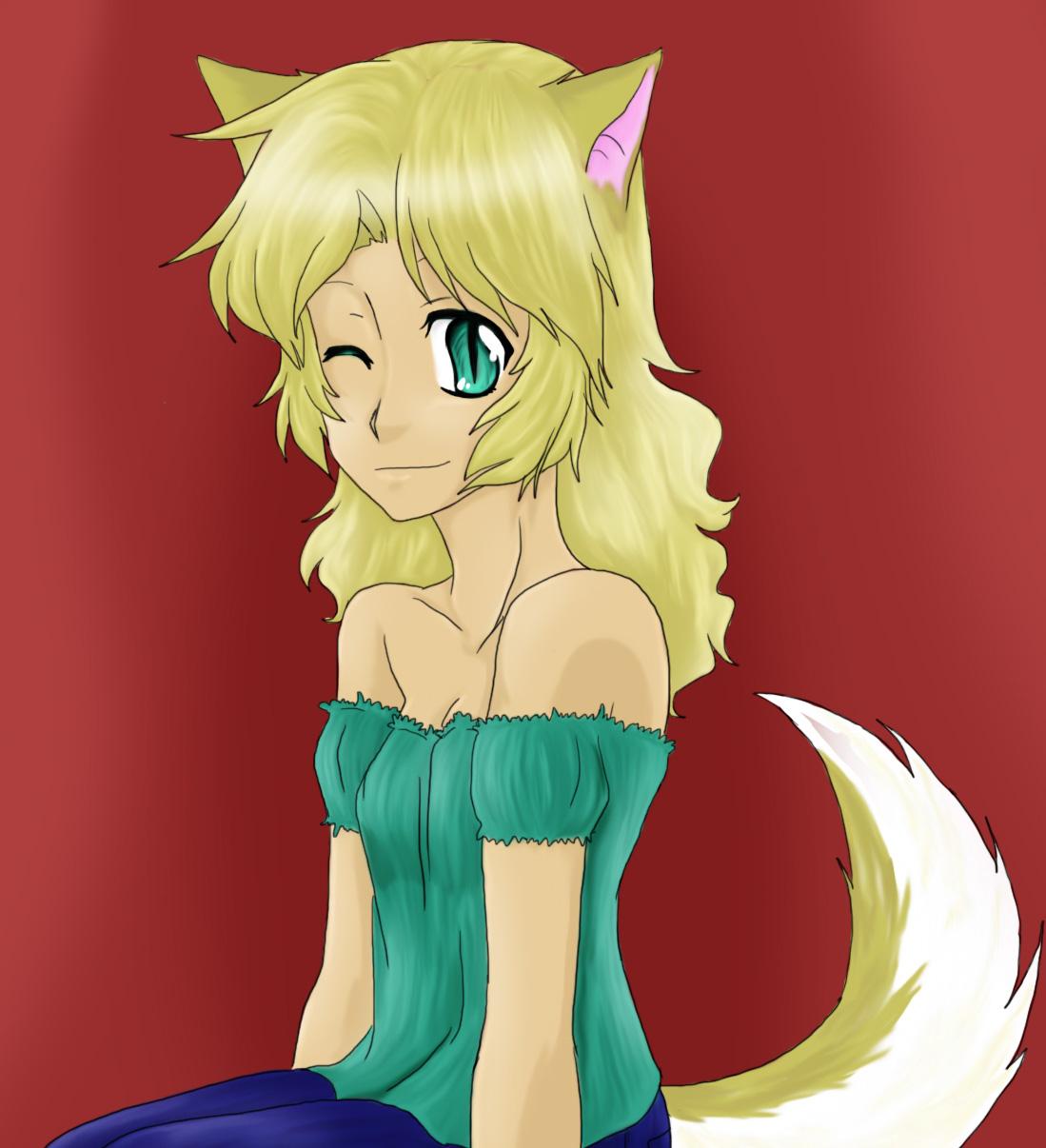 Ritsuko Colored