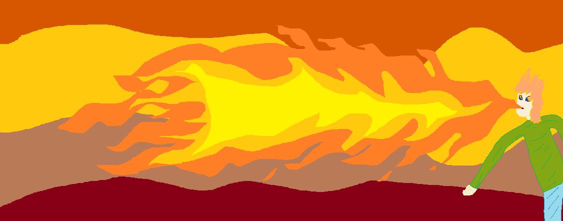 Fire Blow