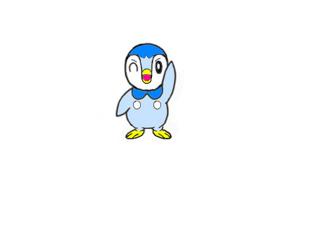 My Piplup
