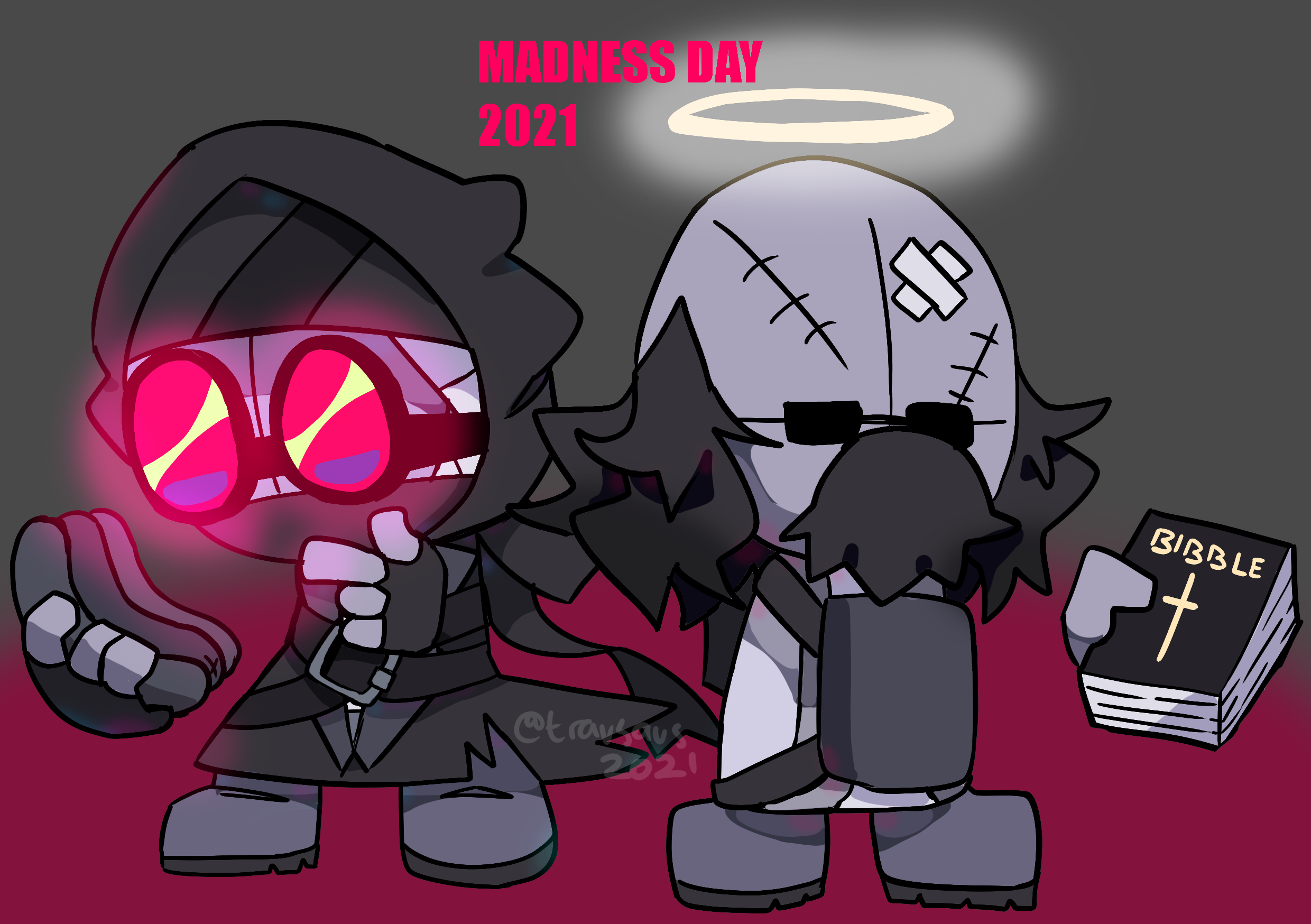 MADNESS DAY THING I THINK