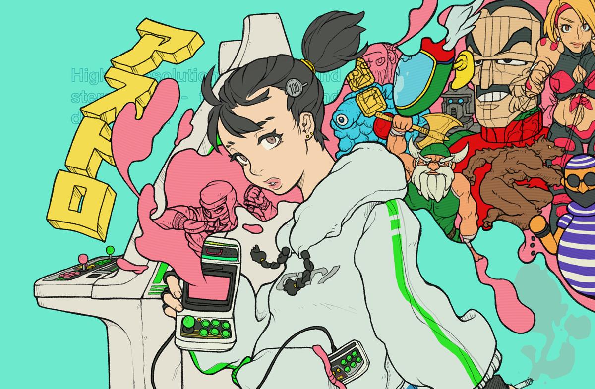 """Astro"" concept arts"