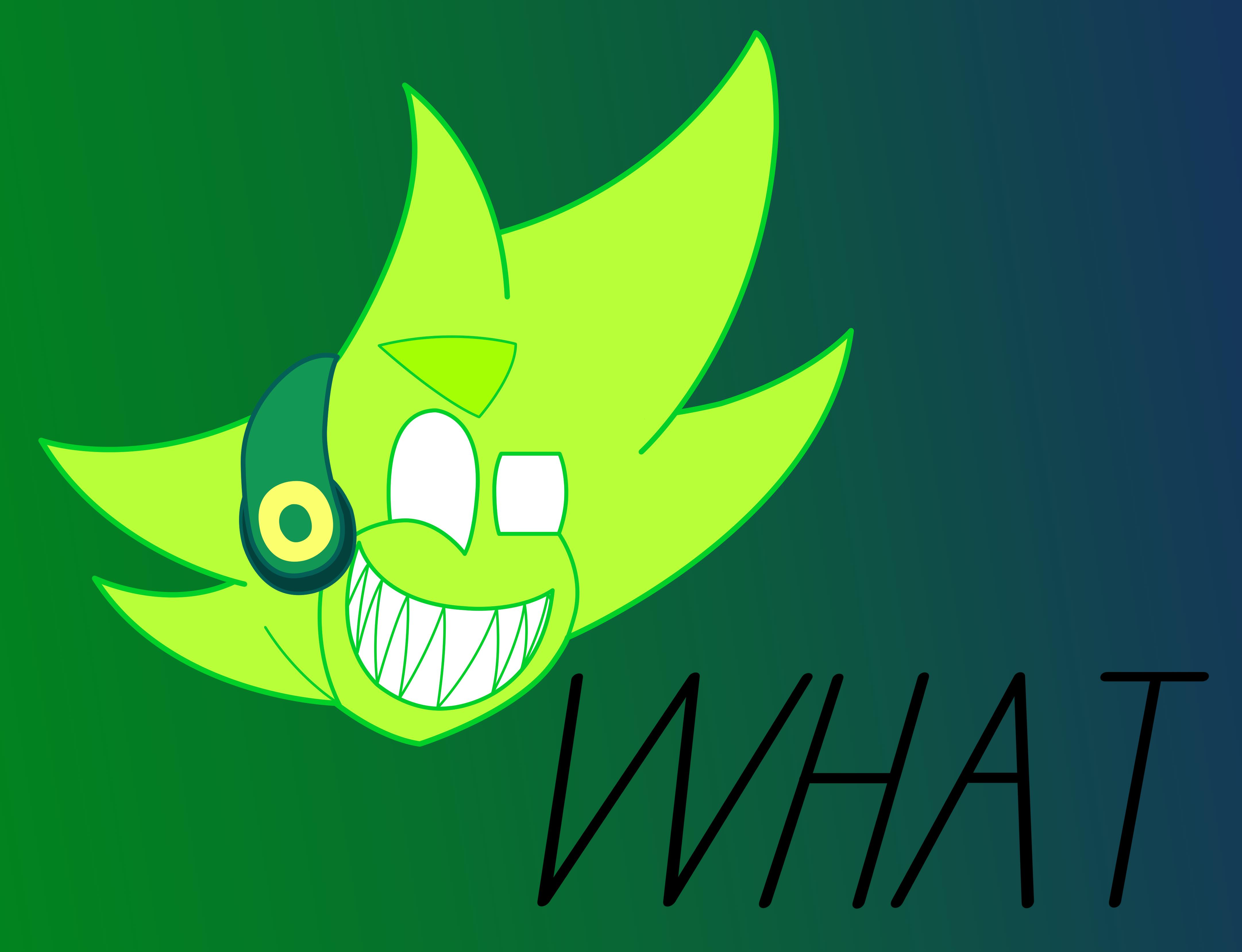 Neon is Not Happy