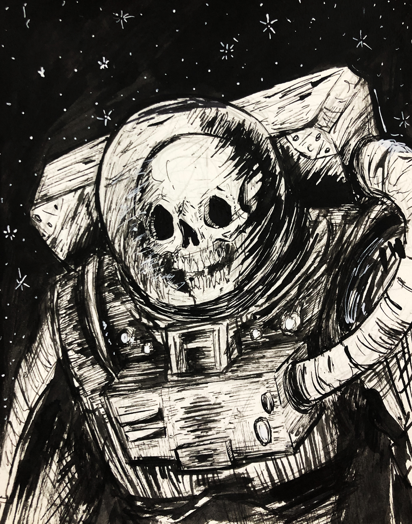 Space Skelly