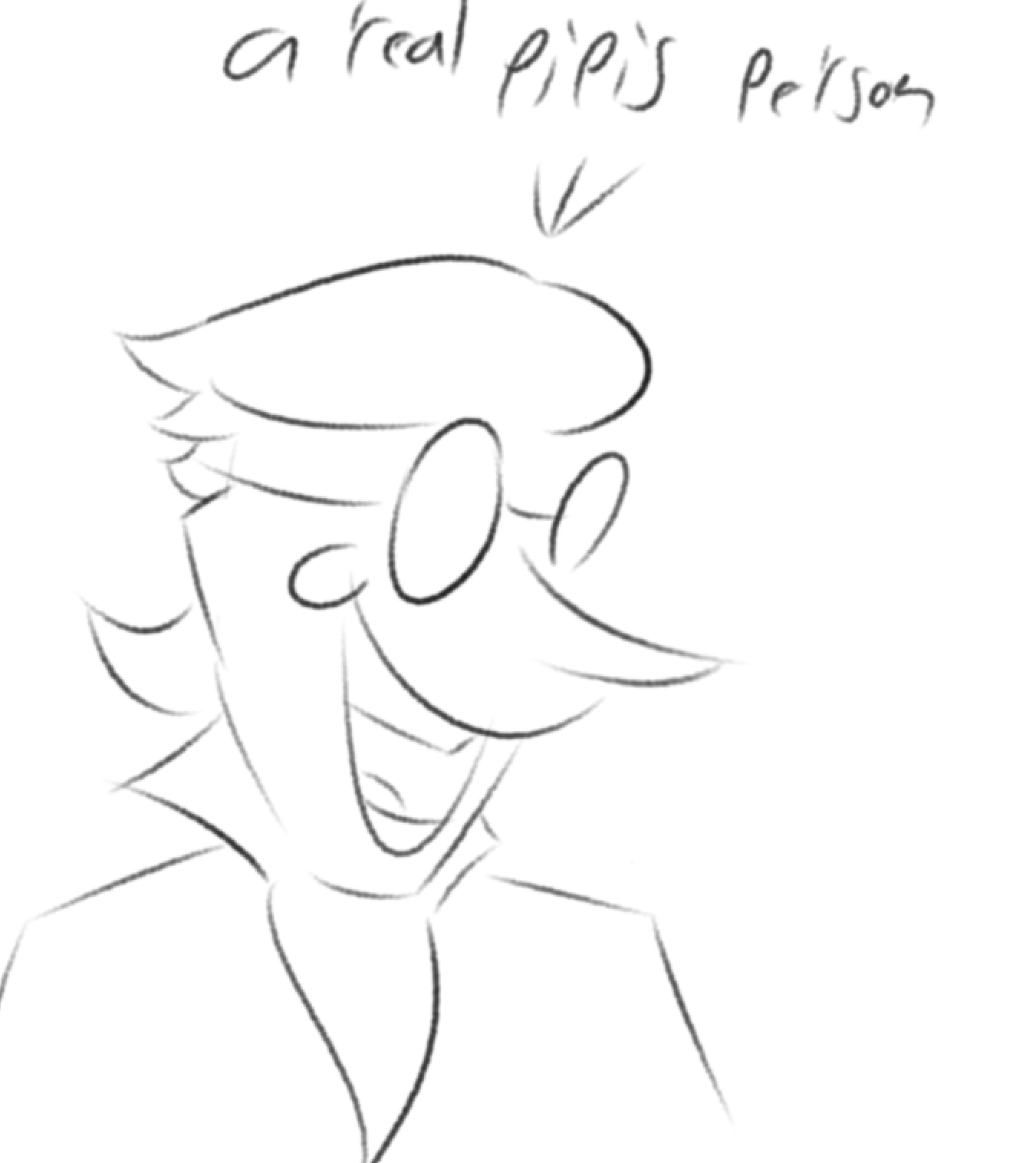 A real pipis person