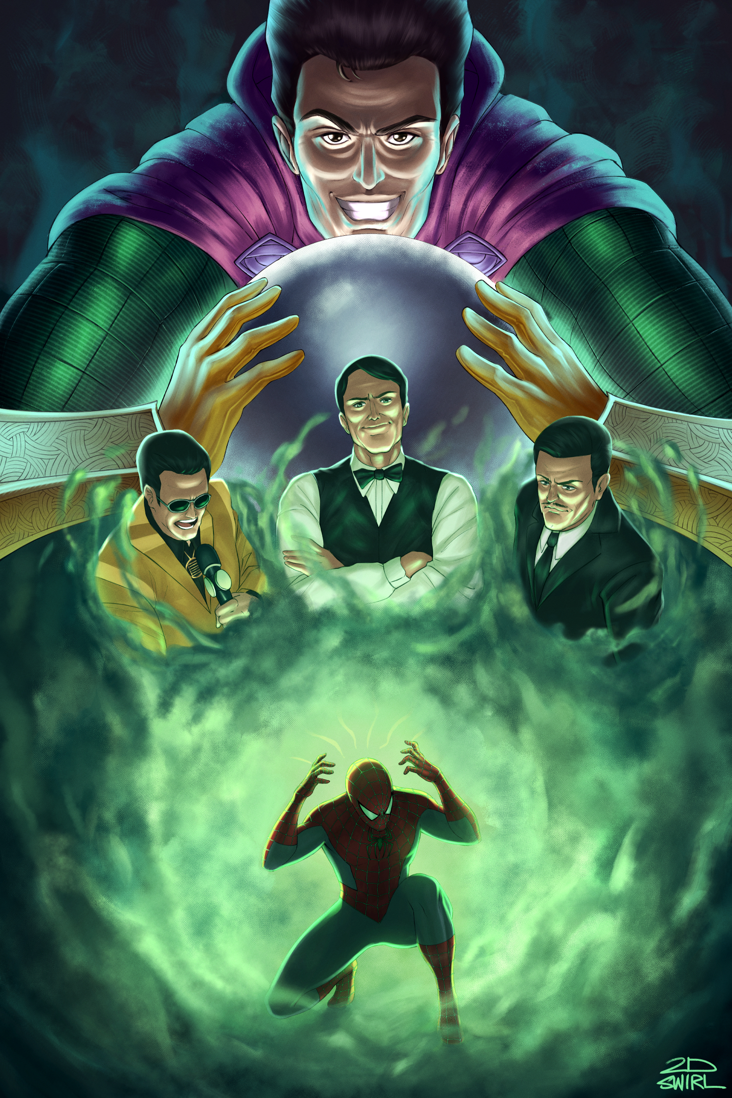 Mysterio [Commission]