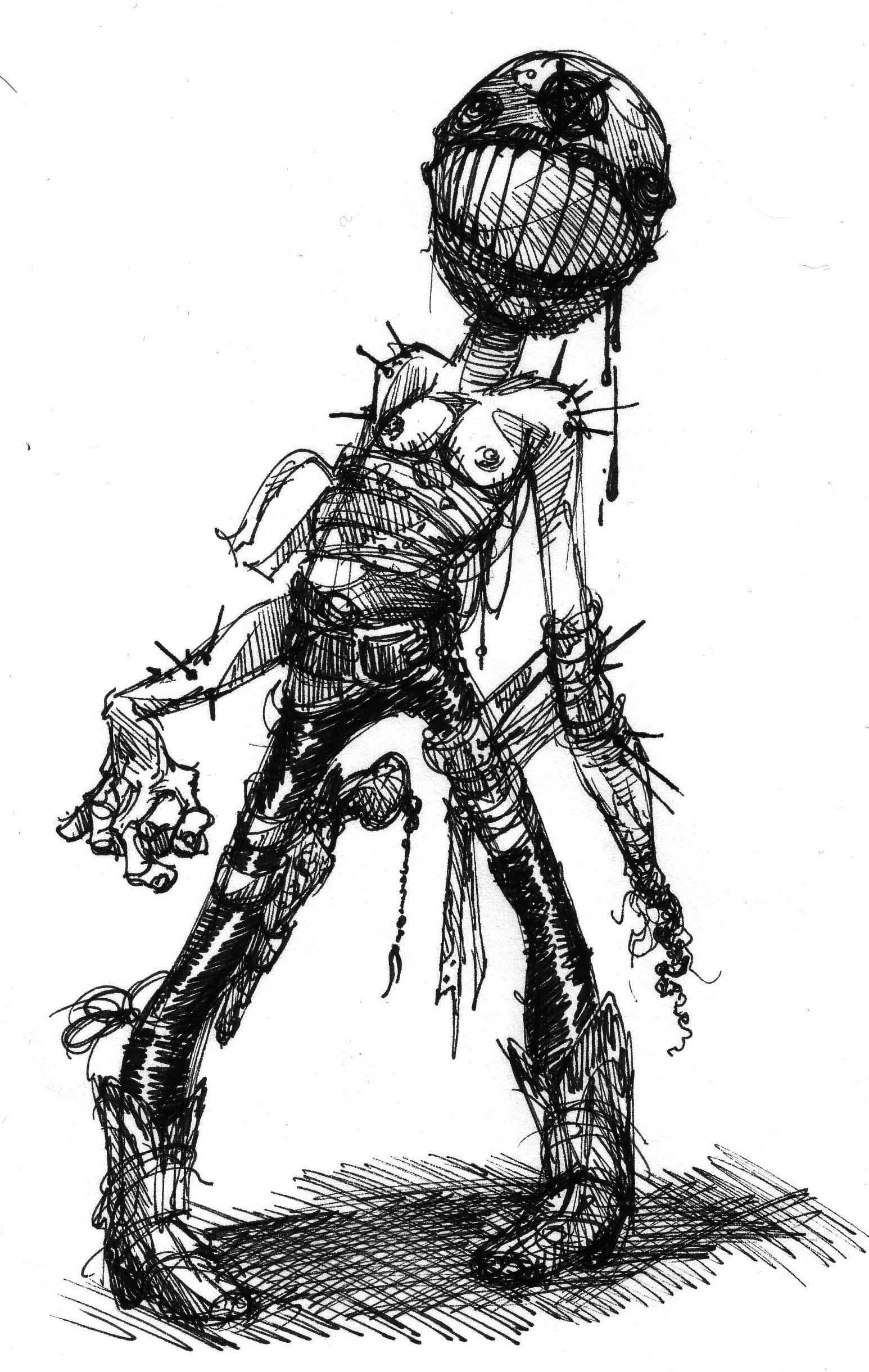 cowgirl in bondage
