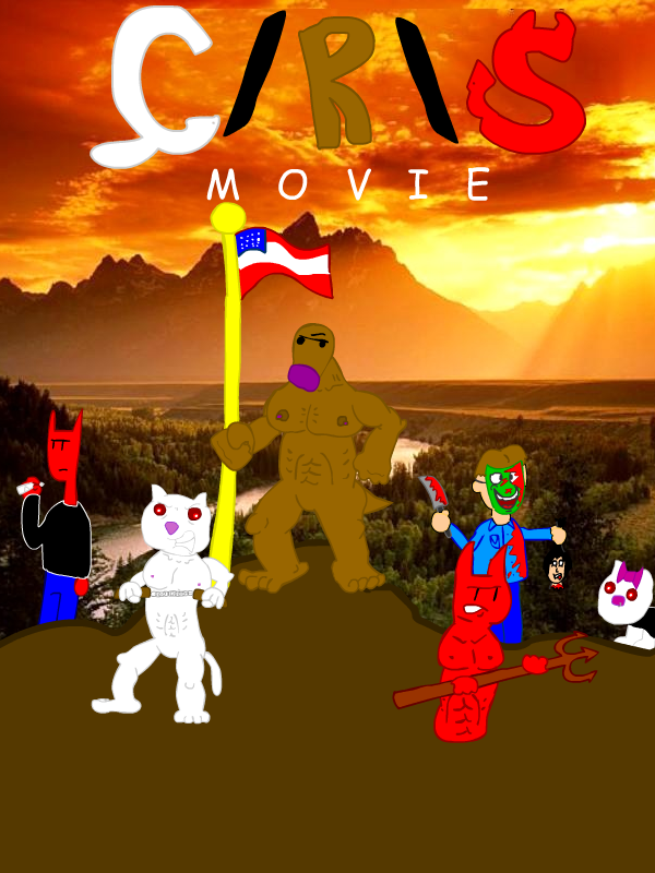 CRS Movie Poster Rough Draft