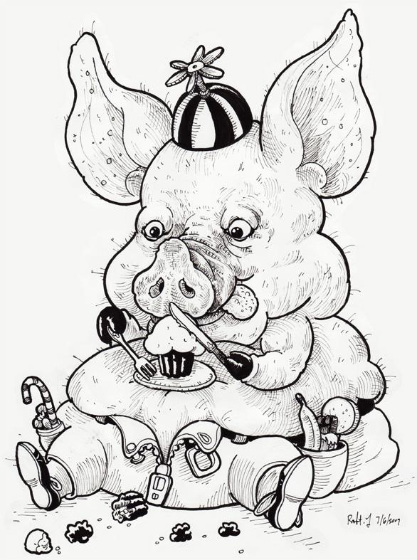Vaughnda's Pig