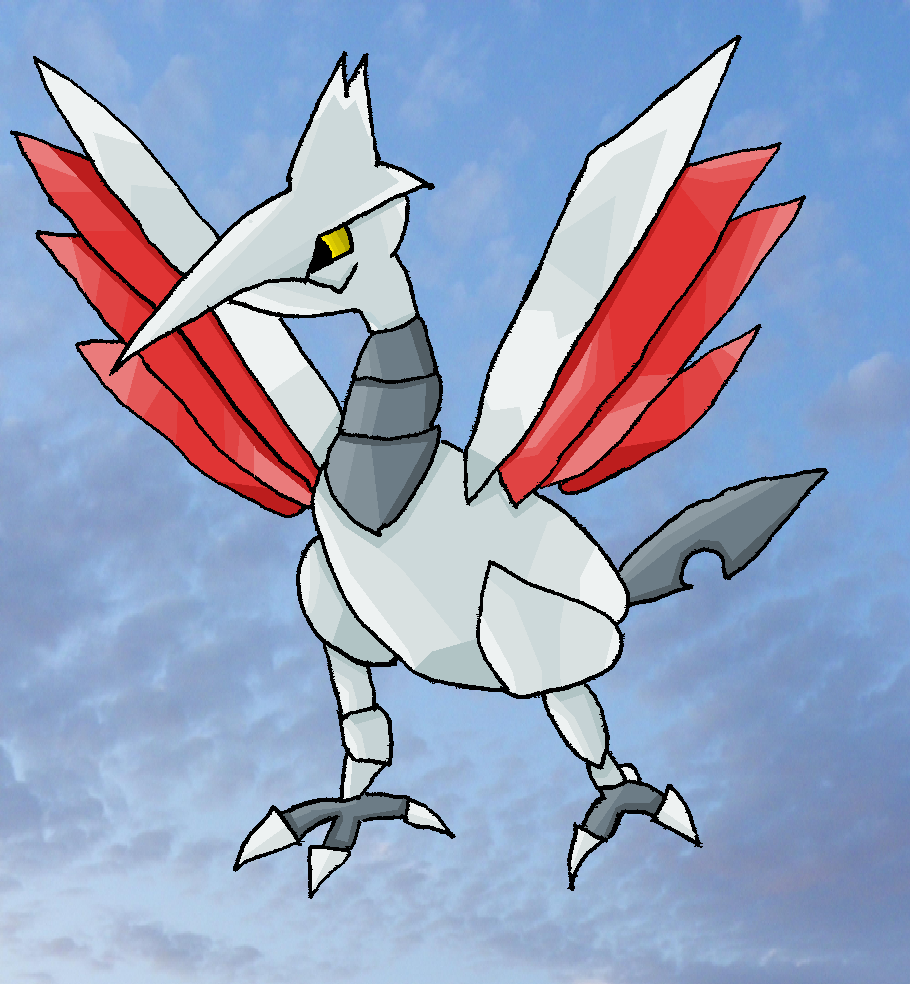 Marco the Skarmory