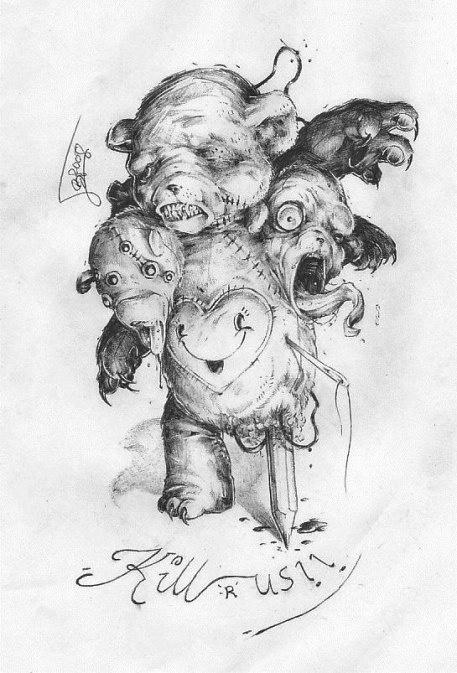Franken Teddy