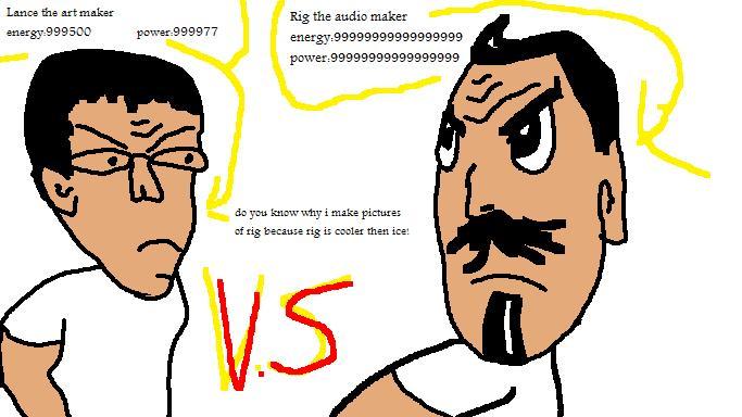 Lance VS Rig
