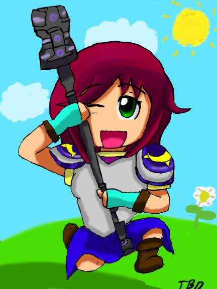 Cute Hammer