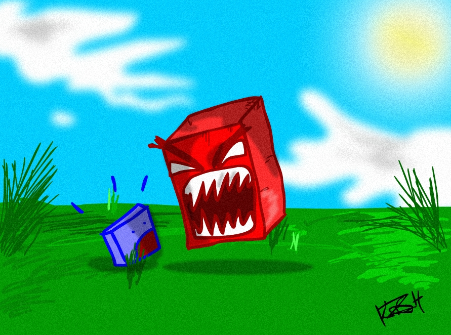 ungry cube