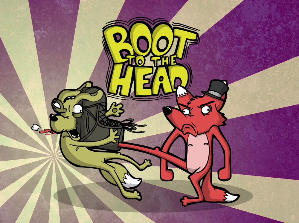 Boot to the Head!