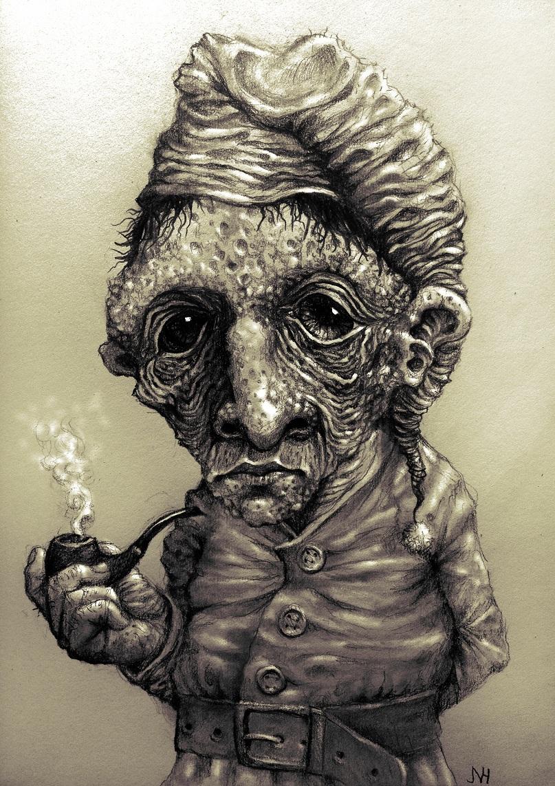 Herbert the garden gnome
