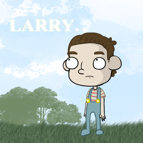 Young Larry