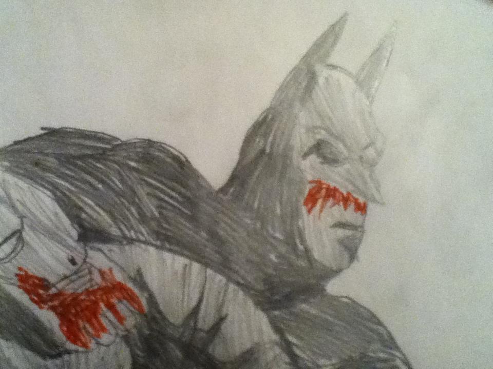 Batman: Arkham City Batman