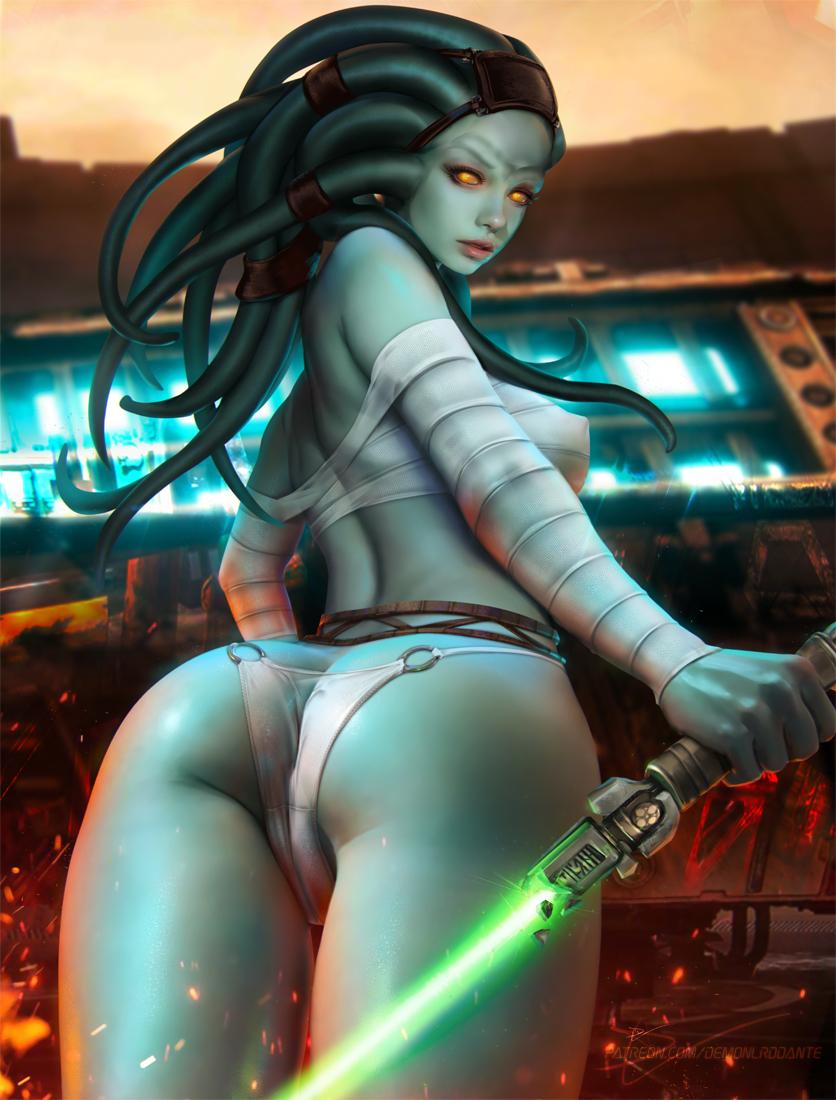 Nautolan Light Side Jedi