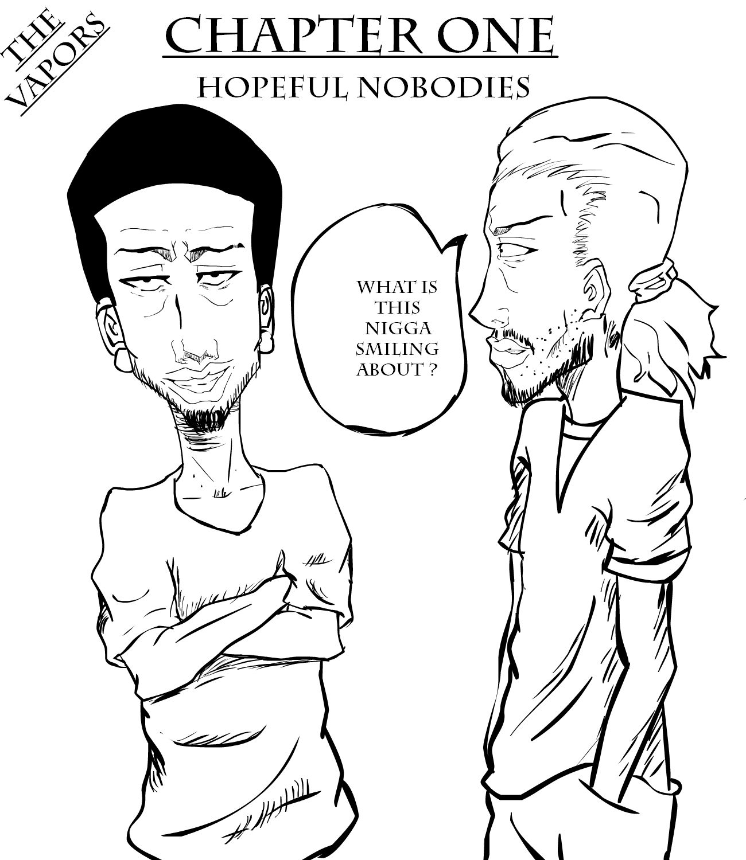 A New Comic Series