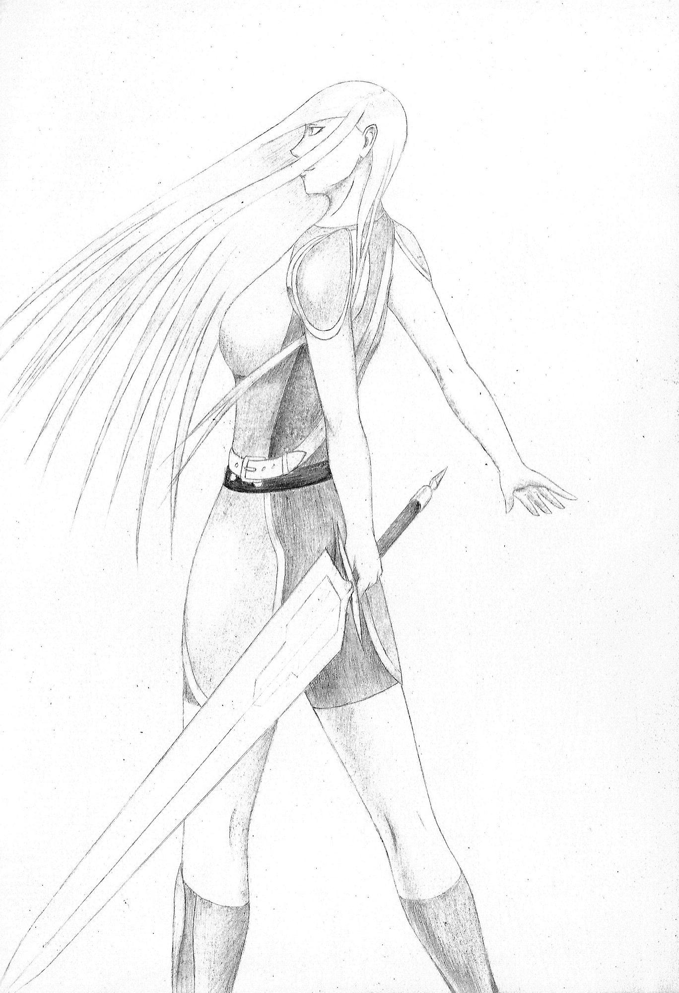 Claymore Sister