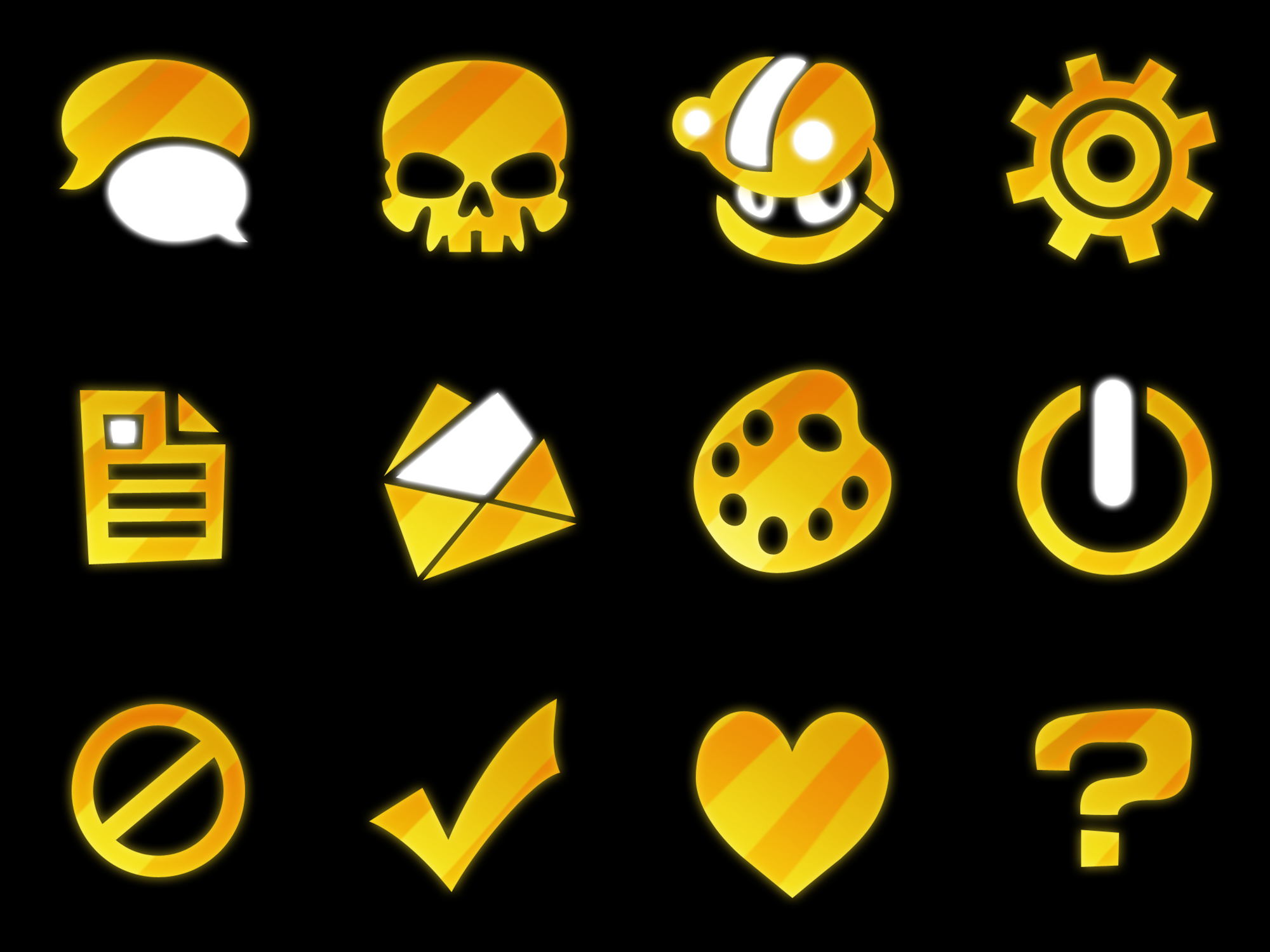 Newgrounds Icons