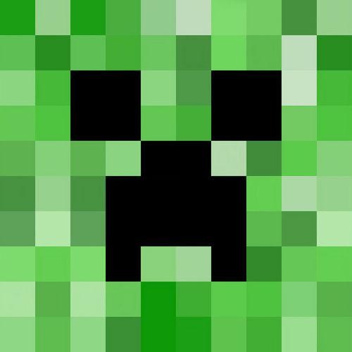 Minecraft Creeper wallpaper