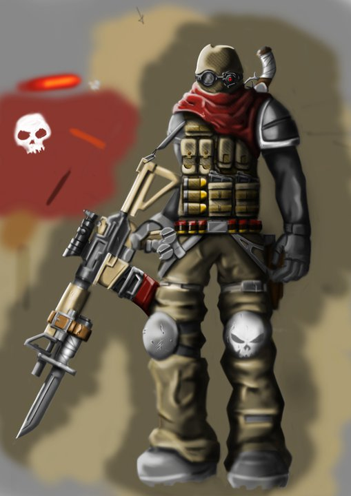 Bandit clan member